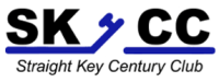 Straight Key Century Club (SKCC) logo