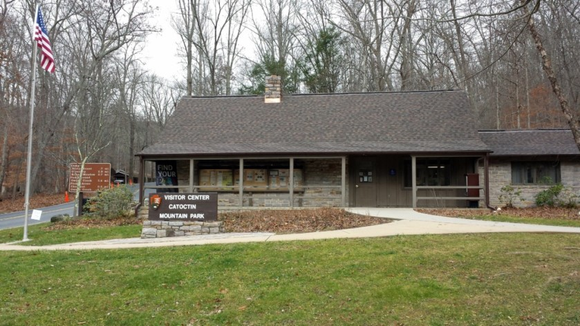 Catoctin Mountain Park Visitor's Center