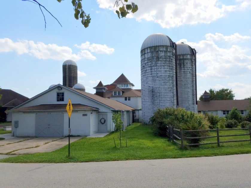 Norristown Farm Park is a working farm in continuous use since colonial times.