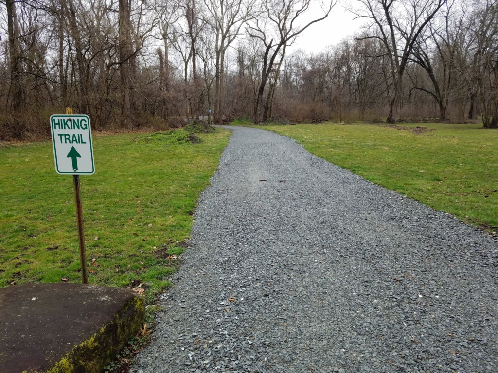 The northern end of the Northwest Lancaster County River Trail
