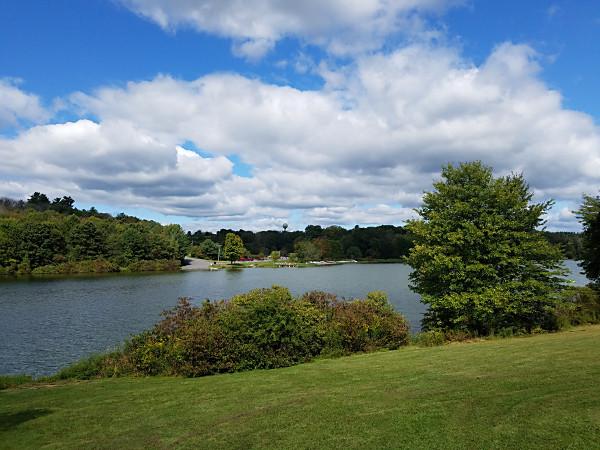 Frances Slocum Lake