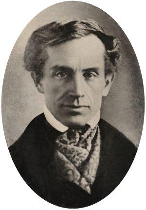 Samuel F.B. Morse circa 1840 (Open-source image)