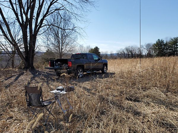 Antenna Testing in the Field